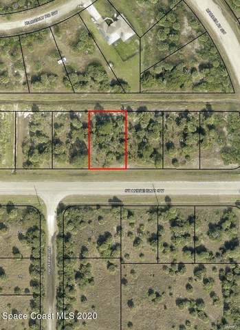 801 St Andre Boulevard SW, Palm Bay, FL 32908 (MLS #894410) :: Premier Home Experts