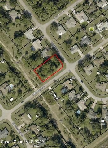 320 Godfrey (Corner Of Hammock Rd) Road, Palm Bay, FL 32909 (MLS #894412) :: Premier Home Experts