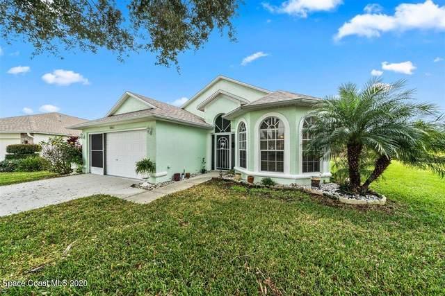 2486 Hidden Pine Lane NE, Palm Bay, FL 32905 (MLS #894420) :: Blue Marlin Real Estate