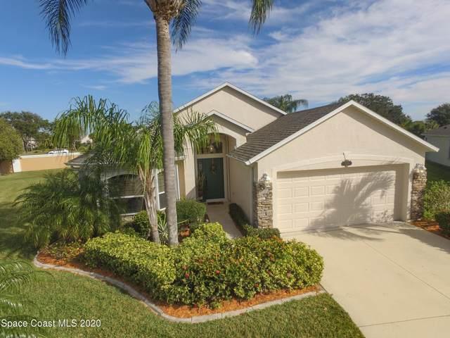1520 Lago Mar Drive, Melbourne, FL 32940 (MLS #894425) :: Blue Marlin Real Estate