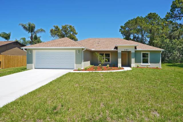 1384 Sapulpa Road SW, Palm Bay, FL 32908 (MLS #894428) :: Blue Marlin Real Estate