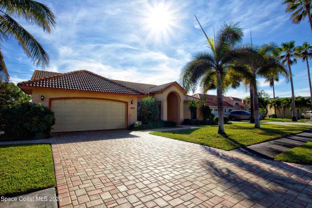 175 Waters Edge Lane, Indialantic, FL 32903 (MLS #894431) :: Blue Marlin Real Estate