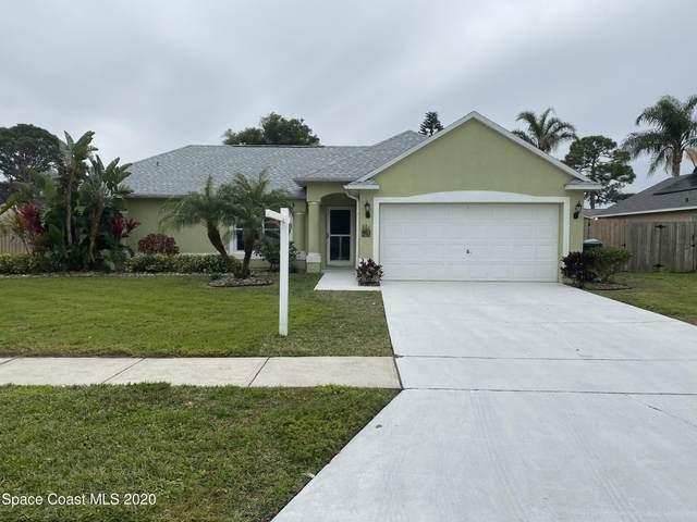 963 Sabal Grove Drive, Rockledge, FL 32955 (MLS #894432) :: Premium Properties Real Estate Services