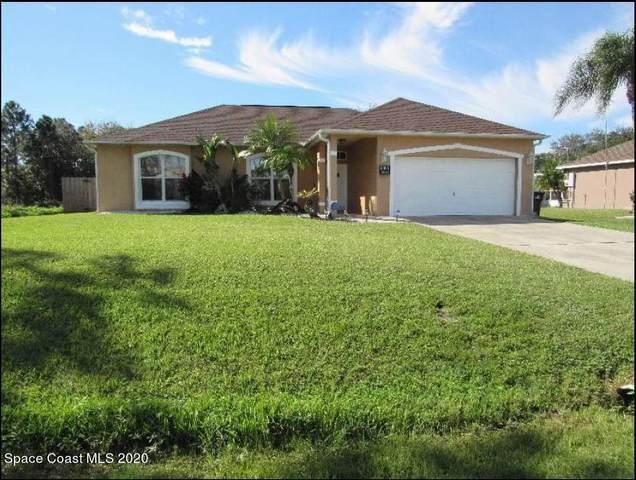 2020 Thisbe Avenue SE, Palm Bay, FL 32909 (MLS #894434) :: Premier Home Experts