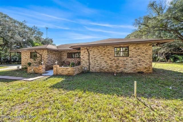 2555 Bobcat Trail, Titusville, FL 32780 (MLS #894442) :: Blue Marlin Real Estate