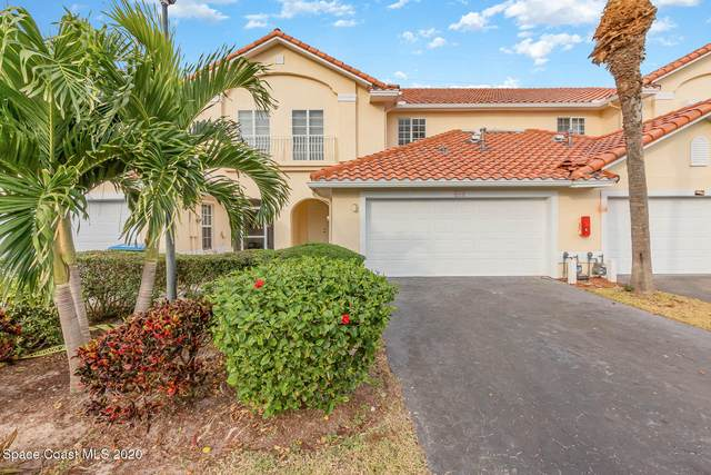 8410 Maria Court #3, Cape Canaveral, FL 32920 (MLS #894450) :: Blue Marlin Real Estate