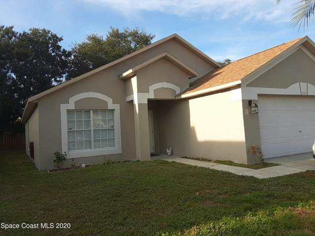 1464 Crane Creek Boulevard, Melbourne, FL 32940 (MLS #894451) :: Blue Marlin Real Estate