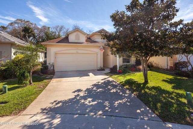 565 Greenleaf Lane, Titusville, FL 32780 (MLS #894452) :: Blue Marlin Real Estate