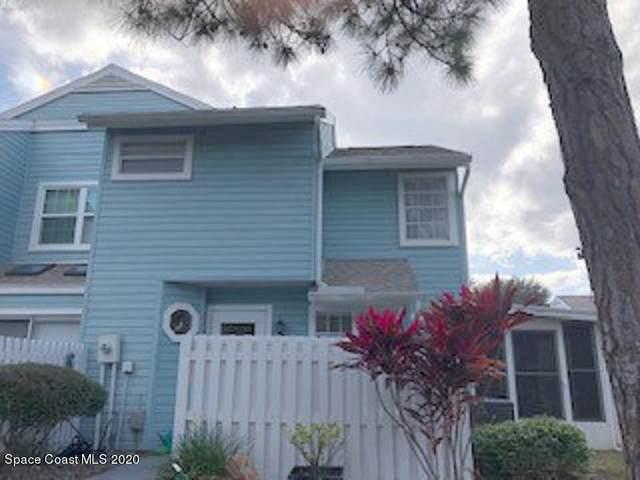 710 Players Court, Melbourne, FL 32940 (MLS #894461) :: Blue Marlin Real Estate