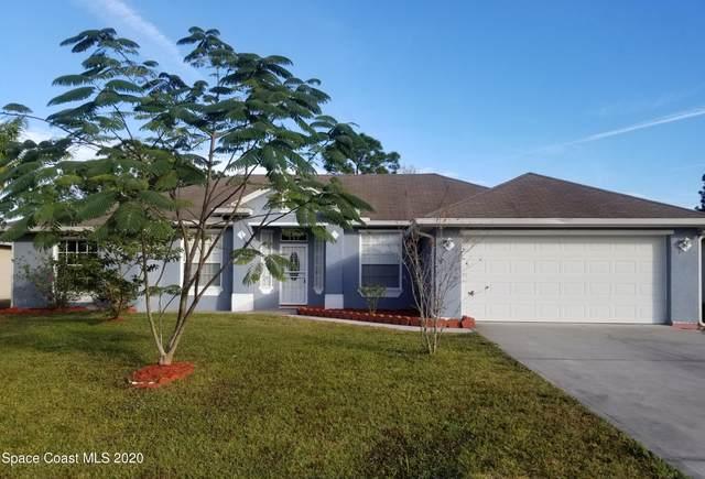 775 Americana Boulevard NW, Palm Bay, FL 32907 (MLS #894464) :: Engel & Voelkers Melbourne Central