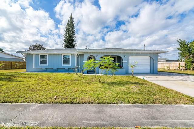 880 Edwards Street NE, Palm Bay, FL 32905 (MLS #894471) :: Blue Marlin Real Estate