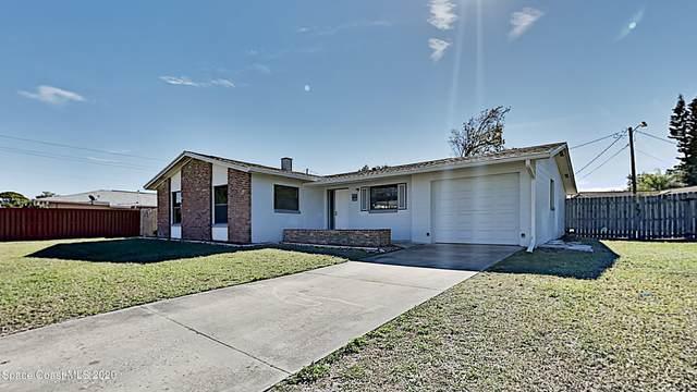 1419 Ransom Drive, Titusville, FL 32780 (MLS #894472) :: Blue Marlin Real Estate