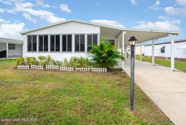621 Amaryllis Drive, Barefoot Bay, FL 32976 (MLS #894474) :: Blue Marlin Real Estate
