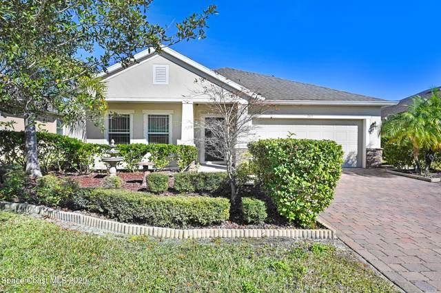 263 Abernathy Circle SE, Palm Bay, FL 32909 (MLS #894480) :: Blue Marlin Real Estate