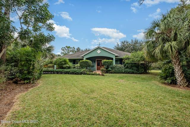 4401 Post Road, Melbourne, FL 32934 (MLS #894484) :: Engel & Voelkers Melbourne Central