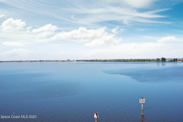3601 S Banana River Boulevard #401, Cocoa Beach, FL 32931 (MLS #894492) :: Blue Marlin Real Estate