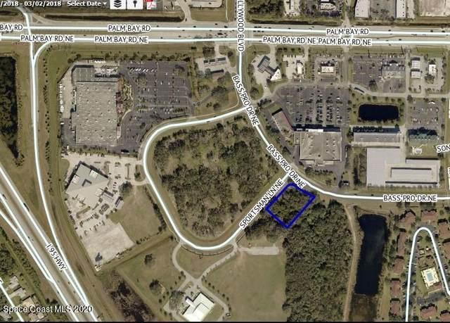 1400 Unknown Lane NE, Palm Bay, FL 32905 (MLS #894494) :: Blue Marlin Real Estate