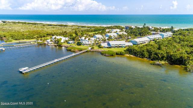 18 Cove Road 18E, Melbourne Beach, FL 32951 (MLS #894503) :: Engel & Voelkers Melbourne Central