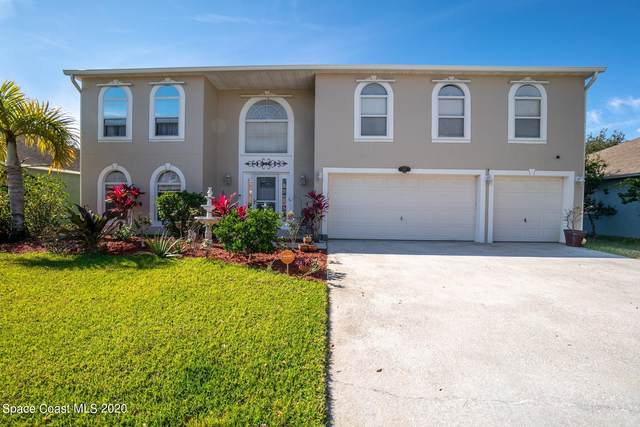 1513 Sorento Circle, West Melbourne, FL 32904 (MLS #894506) :: Engel & Voelkers Melbourne Central