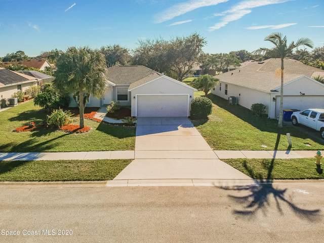 1002 Sabal Grove Drive, Rockledge, FL 32955 (MLS #894515) :: Premium Properties Real Estate Services