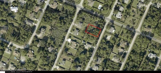 2182 Wagonwheel Avenue SE, Palm Bay, FL 32909 (MLS #894518) :: Blue Marlin Real Estate