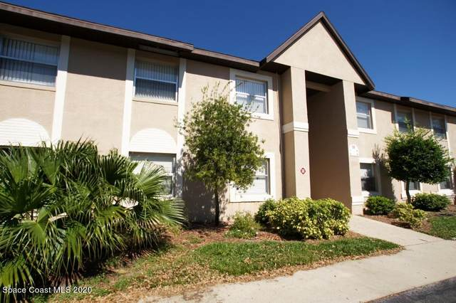 130 Summer Place #5, Merritt Island, FL 32953 (MLS #894521) :: Blue Marlin Real Estate