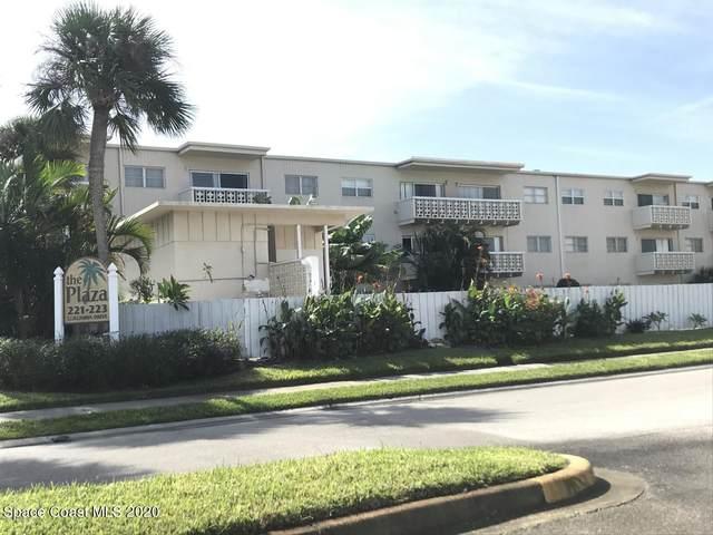 221 Columbia Drive #139, Cape Canaveral, FL 32920 (MLS #894525) :: Premium Properties Real Estate Services