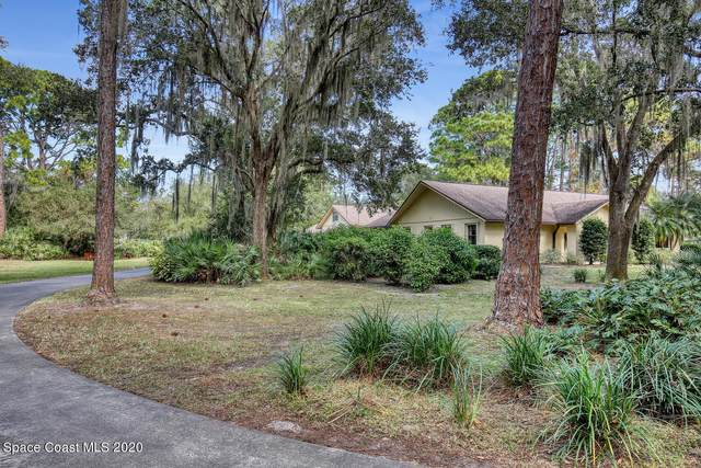 650 Chase Hammock Road, Merritt Island, FL 32953 (MLS #894543) :: Premium Properties Real Estate Services