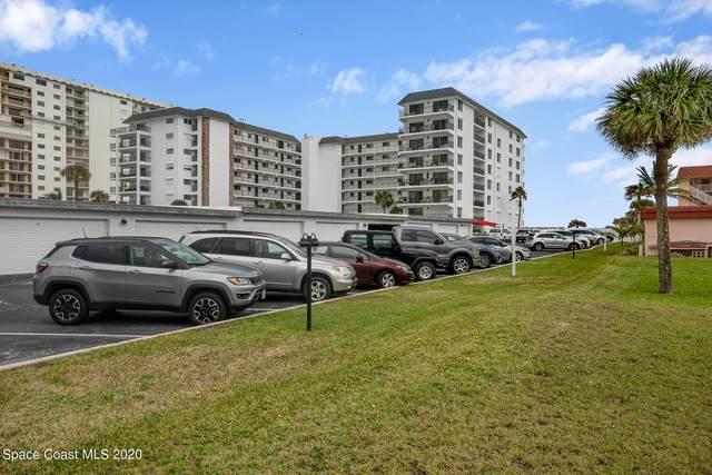 650 N Atlantic Avenue #505, Cocoa Beach, FL 32931 (MLS #894545) :: Blue Marlin Real Estate