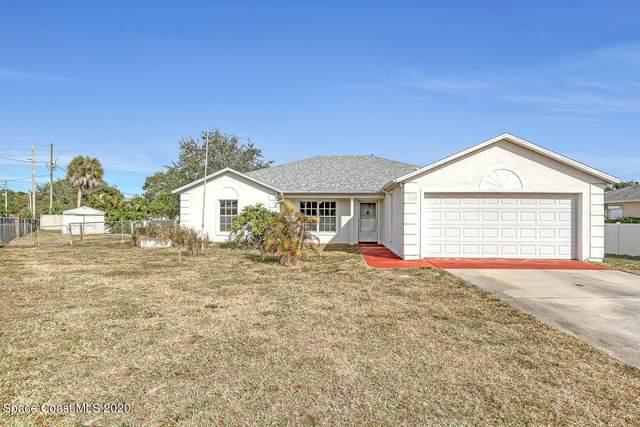 110 Island Beach Boulevard, Merritt Island, FL 32952 (MLS #894555) :: Premium Properties Real Estate Services