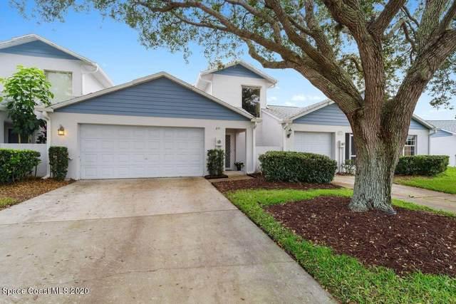 815 Villa Drive, Melbourne, FL 32940 (MLS #894566) :: Premium Properties Real Estate Services