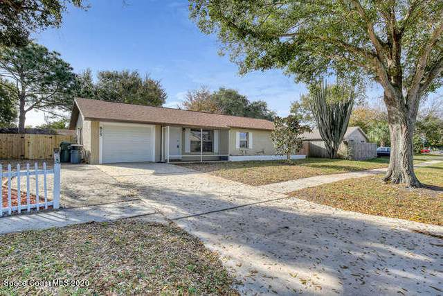 815 Levitt Parkway, Rockledge, FL 32955 (MLS #894573) :: Premium Properties Real Estate Services