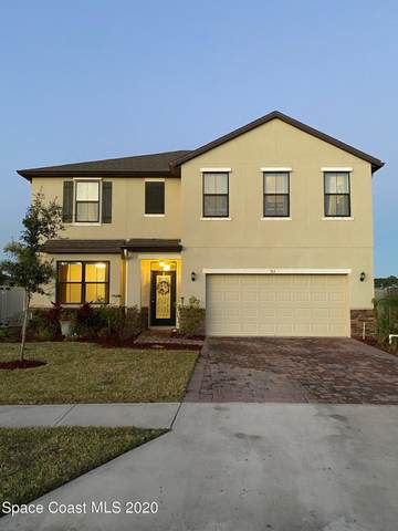 743 Musgrass Circle, West Melbourne, FL 32904 (MLS #894581) :: Armel Real Estate