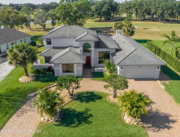 3600 Oakhill Drive, Titusville, FL 32780 (MLS #894617) :: Premier Home Experts