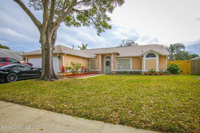 2201 Grand Teton Boulevard, Melbourne, FL 32935 (MLS #894640) :: Premium Properties Real Estate Services