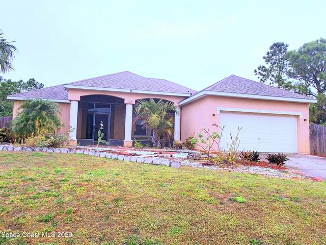 1059 Wyoming Drive SE, Palm Bay, FL 32909 (MLS #894641) :: Premium Properties Real Estate Services