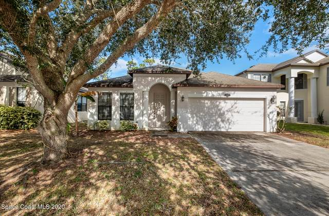 550 Loxley Court, Titusville, FL 32780 (MLS #894648) :: Blue Marlin Real Estate