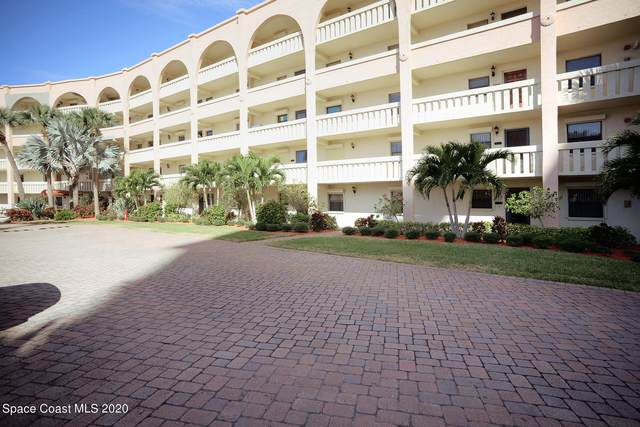 850 N Atlantic Avenue #204, Cocoa Beach, FL 32931 (MLS #894668) :: Blue Marlin Real Estate