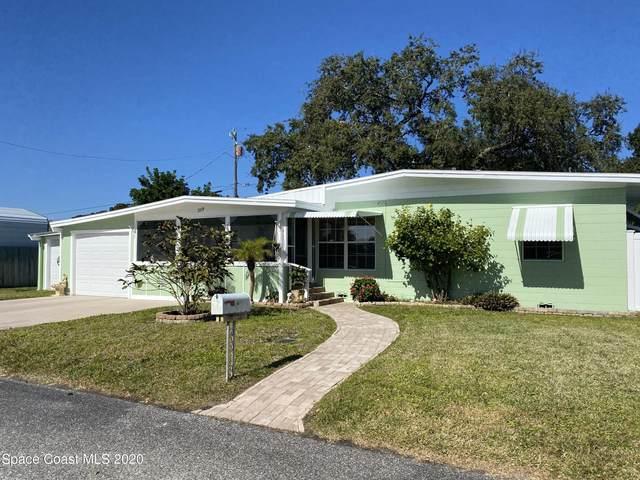 309 Live Oak Lane, Melbourne, FL 32935 (MLS #894671) :: Blue Marlin Real Estate
