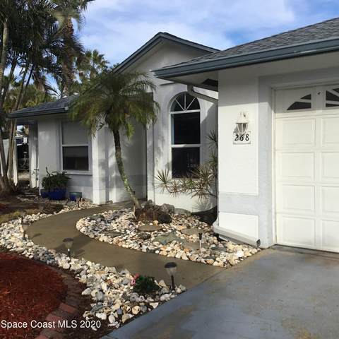 268 Camino Place, Melbourne Beach, FL 32951 (MLS #894674) :: Blue Marlin Real Estate