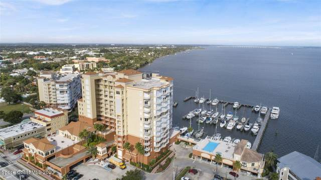 93 Delannoy Avenue #1002, Cocoa, FL 32922 (MLS #894679) :: Blue Marlin Real Estate