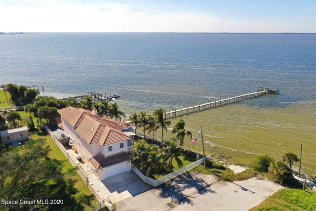 160 Crescent Beach Drive, Cocoa Beach, FL 32931 (MLS #894690) :: Premium Properties Real Estate Services