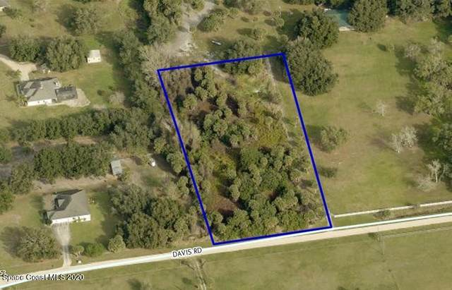 Tbd Davis Road, Mims, FL 32754 (MLS #894748) :: Blue Marlin Real Estate