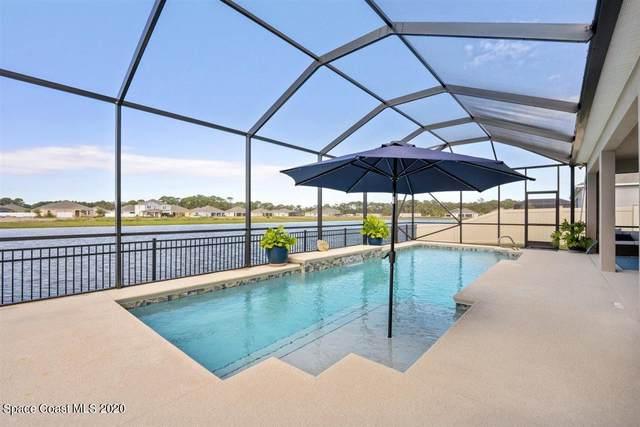 5065 Hebron Drive, Merritt Island, FL 32953 (MLS #894752) :: Blue Marlin Real Estate