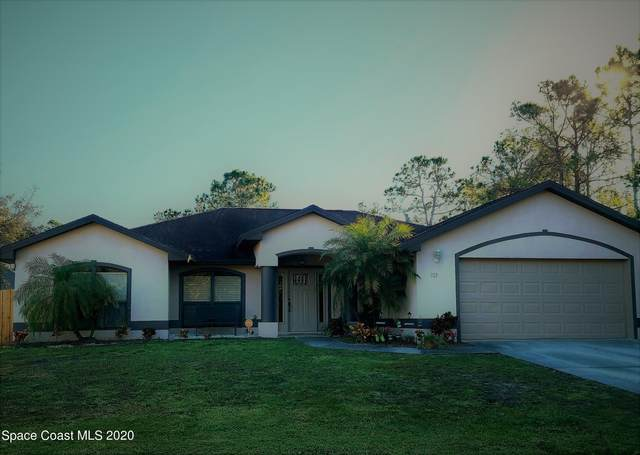 721 Montana Avenue SE, Palm Bay, FL 32909 (MLS #894760) :: Engel & Voelkers Melbourne Central