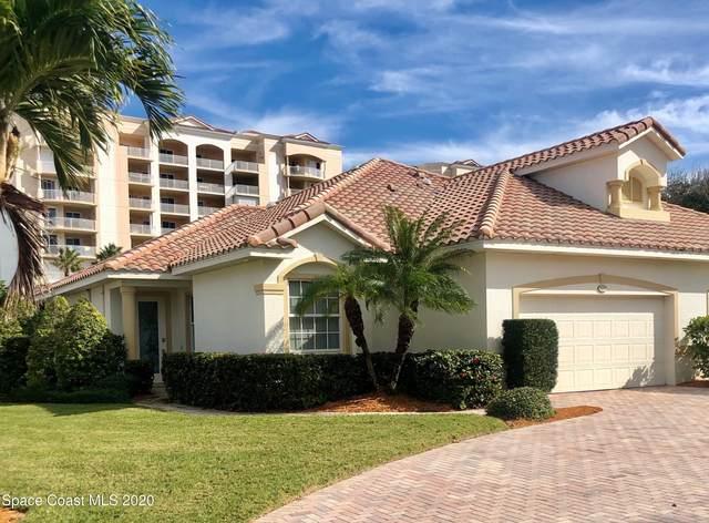 877 Aquarina Boulevard, Melbourne Beach, FL 32951 (MLS #894800) :: Armel Real Estate