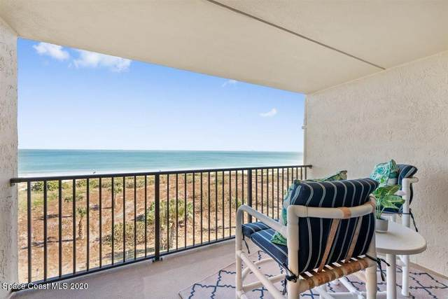 3170 N Atlantic Avenue #506, Cocoa Beach, FL 32931 (MLS #894805) :: Premium Properties Real Estate Services