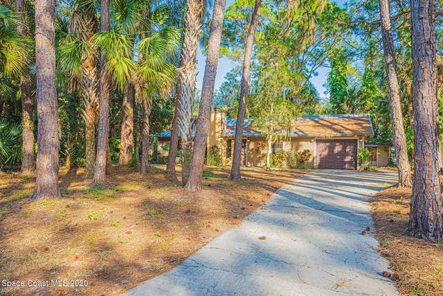 7461 Ester Road, Cocoa, FL 32927 (MLS #894821) :: Engel & Voelkers Melbourne Central