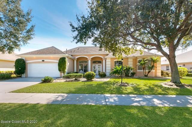 3231 Windsor Estates Drive, Melbourne, FL 32940 (MLS #894829) :: Armel Real Estate