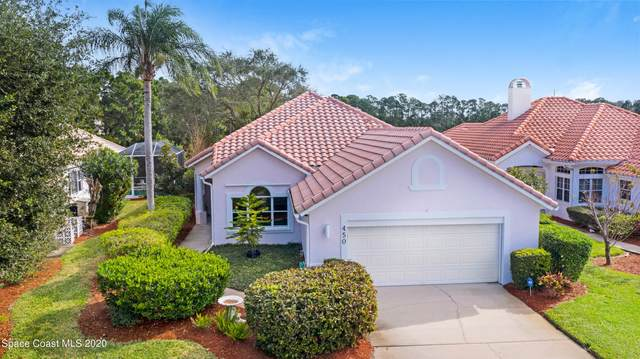 450 Carmel Drive, Melbourne, FL 32940 (MLS #894841) :: Armel Real Estate